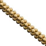 D/Cut Multiple Row Bead Chain  Gold, Sterling Silver, Bronze Findings for Jewelry