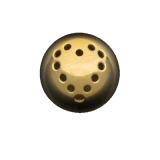 Palline a Fori Piccoli con disegno Faor Spa Semilavorati in Oro e Argento per Gioielli