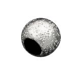 Palline Siliconate Starlight Semilavorati in Oro e Argento per Gioielli
