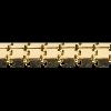 Catena Cubo Mutifile Quadrata Diamantata Semilavorati in Oro, Argento e Bronzo per Gioielli